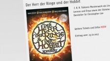 Audio «Mehr Hobby als Hobbit: Kein Geld zurück nach Flop-Konzert» abspielen