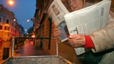 Audio «Viel Werbung in Zeitungen – Verträger arbeiten länger» abspielen