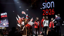 Audio «Olympische Winterspiele im Wallis – Chance oder Risiko?» abspielen