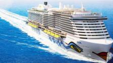 Audio «Fast alle Kreuzfahrtschiffe sind immer noch Dreckschleudern» abspielen