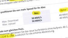 Audio «Swisscom: Kaum mehr Speed für deutlich mehr Cash» abspielen