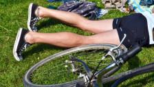 Audio «Was tun gegen einen schmerzenden Hintern beim Velofahren?» abspielen.