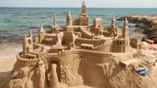 Audio «Sandskulpturen und Sandgeschichten» abspielen