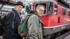 Audio ««Retour: Breuer & Friedli fahren Eisenbahn»» abspielen.