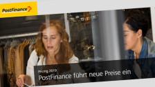 Audio «Fragen, Frust und Kritik wegen Postfinance-Gebühren» abspielen