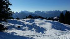 Audio «Mit Schneeschuhen gemütlich unterwegs» abspielen