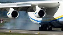 Audio «Höchstens ein Passagier pro Flugzeug bezahlt CO2-Kompensation» abspielen