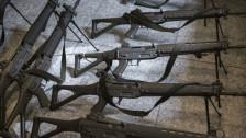 Audio «Schärferes EU-Waffenrecht übernehmen – ja oder nein?» abspielen