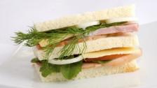 Audio ««Best of A Point» - Gerichte und ihre Geschichte: Das Sandwich» abspielen
