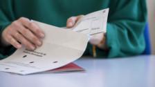 Audio «Stimmgeheimnis verletzt: Gemeinde passt die Stimmkuverts an» abspielen