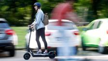 Audio «Schweizer Städte wollen E-Trotti-Chaos verhindern» abspielen.