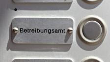 Audio «Betreibungen löschen: Neues Verfahren wird noch kaum genutzt» abspielen.