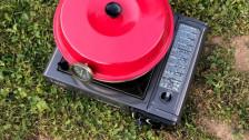 Audio «Auf dem Campingplatz kochen - die Möglichkeiten sind vielfältig» abspielen
