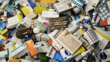 Audio «Gebühren Medikamenten-Entsorgung. Biodiversität beim Einkaufen.» abspielen.