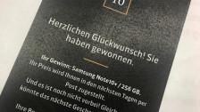 Audio «Online-Adventskalender Bonuscard: Nach dem Jubel der grosse Frust» abspielen.