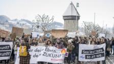 Audio «Klima-Streiks – was kann die Jugendbewegung auslösen?» abspielen