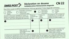 Audio ««Der grüne Zoll-Zettel ist Geschichte»» abspielen.