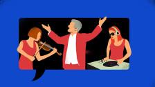 Audio «Hugo Ticciati: Eine Musikerkarriere ohne Mobiltelefon» abspielen.