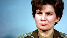 Audio «Valentina Tereschkowa, die erste Frau im Weltall» abspielen