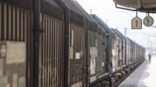Audio «Gotthard transit: Uri – Leere Bahnhöfe und hungrige Chinesen» abspielen