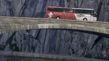 Audio «Gotthard transit: Andermatt – Stauseen und Milliardäre» abspielen