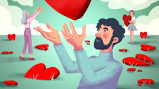 Audio ««Wo die Liebe hinfällt… »: Hannah & Charles – Fern und doch so nah» abspielen