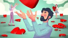 Audio ««Wo die Liebe hinfällt... »: Dania & Michael» abspielen