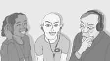 Audio «HörPunkt - der Tag: «Radiogeschichten aus aller Welt»» abspielen