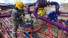 Audio «Fracking, der neue Ölrausch» abspielen