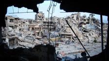 Audio «Albtraum Syrien – was tun?» abspielen