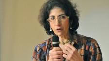Audio «Fabiola Gianotti – «Primadonna» der Physik» abspielen