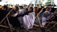 Audio «Das 68. Filmfestival von Cannes: Hoffnung, Kunst und Koproduktion» abspielen