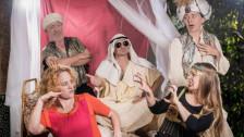 Audio ««Im Märlisalat»: Rasante Unterhaltung für Klein und Gross» abspielen