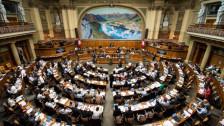 Audio ««Das Parlament als Spiegelbild der Gesellschaft?»» abspielen