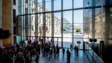 Audio «Von der Baugrube zum Kulturzentrum - das LAC» abspielen