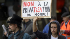 Audio «Bleibt den Staaten mit TISA noch Spielraum?» abspielen
