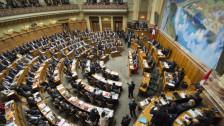 Audio «Eidgenössische Räte – immer weniger Milizparlament» abspielen