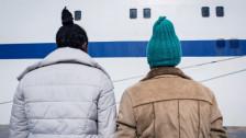 Audio «Transitzone Europa: Flüchtlingskinder unterwegs» abspielen
