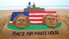 Audio «Debatte: Die USA – gespalten in Clinton und Trump» abspielen