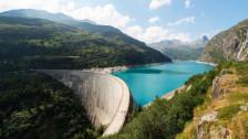 Audio «Wasserkraft: Weisses Gold ohne Glanz?» abspielen