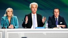 Audio «Die Erfolgsrezepte europäischer Rechtspopulisten» abspielen