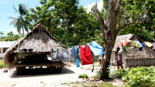 Audio «Kleines Land in grosser Gefahr - der Klimaschwerpunkt (1/3)» abspielen