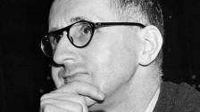 Audio «Inspiration oder Geschichte? - Perspektiven auf Bertolt Brecht» abspielen