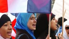 Audio «Viele Meinungen, wenig Möglichkeiten – Islamdebatte in Frankreich» abspielen
