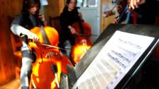 Audio «Cello oder Tabla? Musikschulen in Krisenländern» abspielen