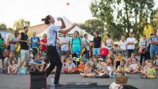 Audio «Zürcher Theater Spektakel 2017 - Sandro Lunins letzte Ausgabe» abspielen