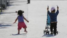 Audio «Fluchtziel Europa: Immer mehr Jugendliche und Kinder» abspielen