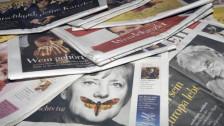 Audio «Wie steht es um die Medienfreiheit in Europa?» abspielen