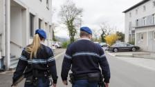 Audio «Privatisierte Polizeiaufgaben» abspielen