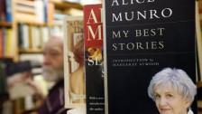 Audio «Alice Munro erhält den Literaturnobelpreis» abspielen